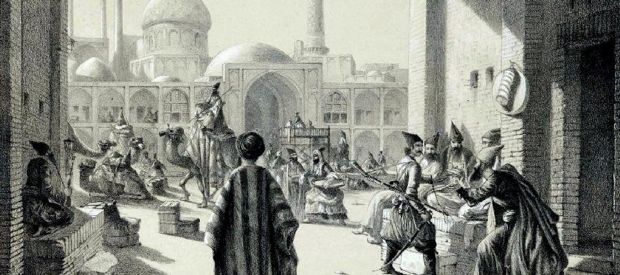 اصفهان در عصر صفویه