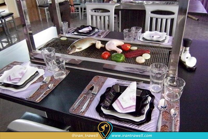 رستوران اجاق