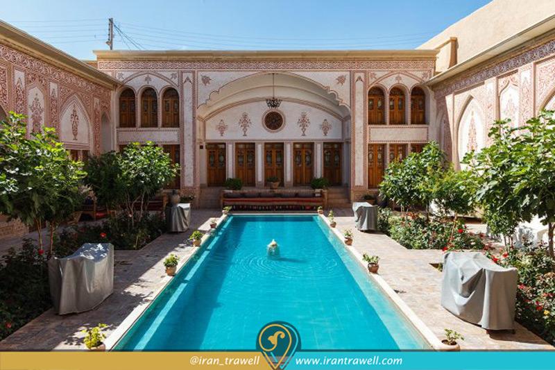 هتل مهینستان راهب