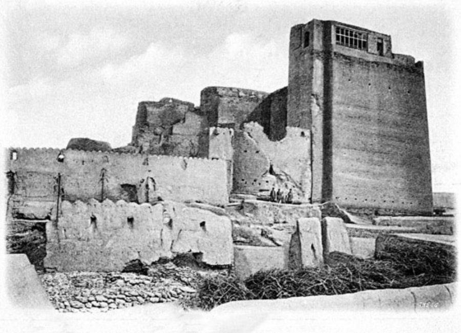 ارگ علیشاه در دوره قاجار
