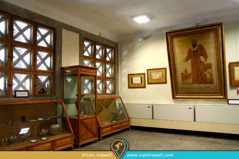 موزه ی آرامگاه ابوعلی سینا