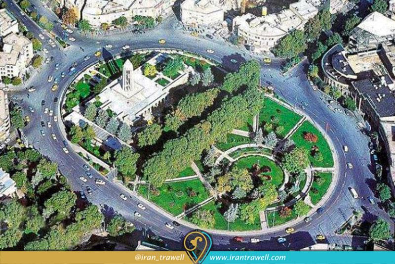 میدان بوعلی همدان