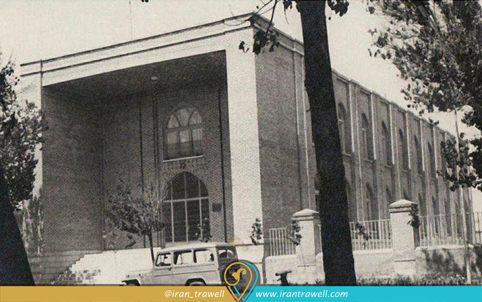 موزه آذربایجان تبریز در دوران پهلوی اول