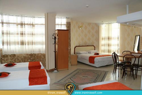هتل خاتم همدان