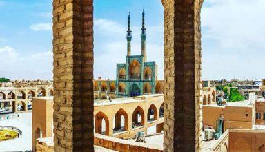 مجموعه امیر چخماق   یادگاری از حکومت یک زوج بر شهر یزد