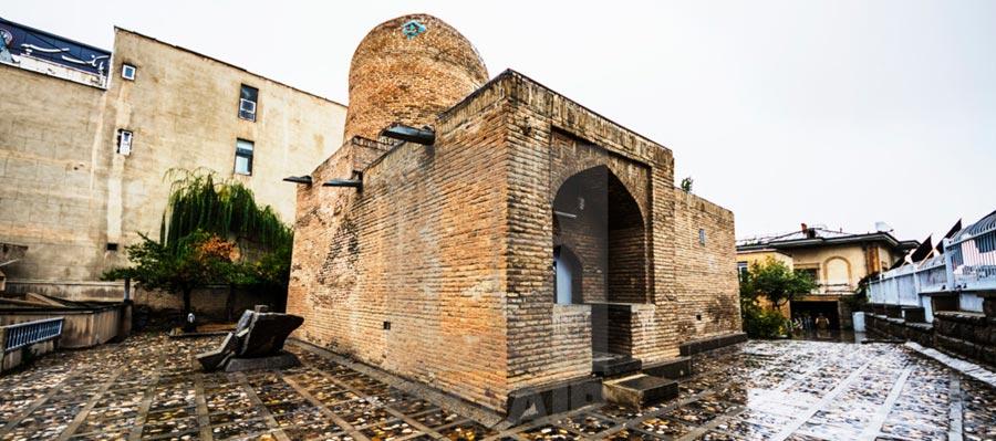 آرامگاه استر و مردخای در همدان | دومین مکان مقدس یهودیان جهان