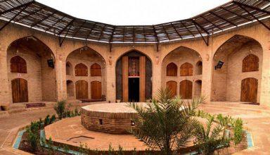 کاروانسرای زین الدین   اقامت در یکی از قدیمیترین نوآوریهای معماری ایران