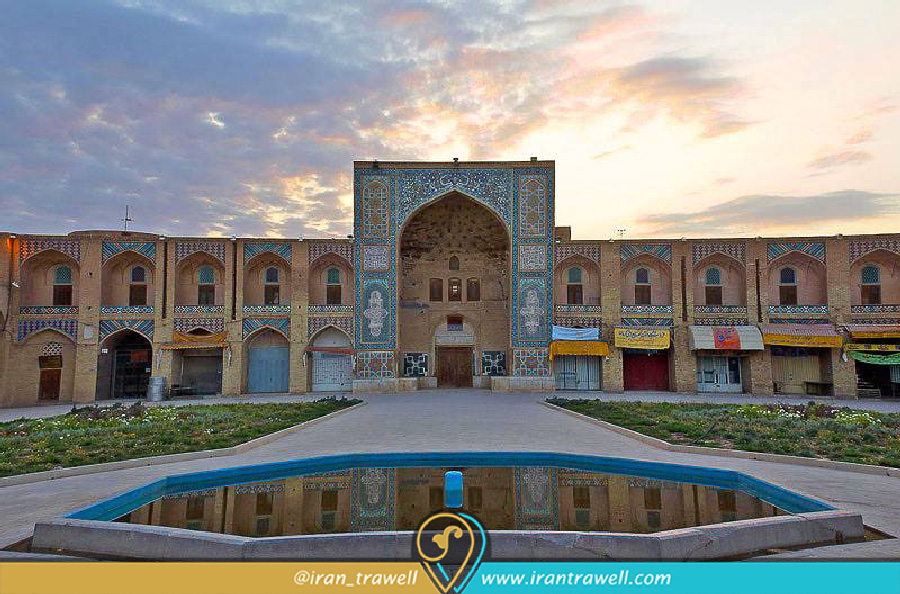 مسجد مجموعه گلنجعلی خان کرمان