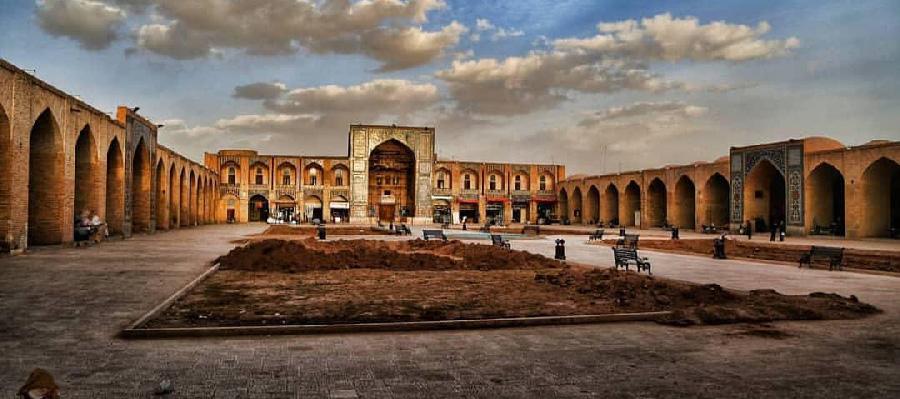 مجموعه گلنجعلی خان کرمان