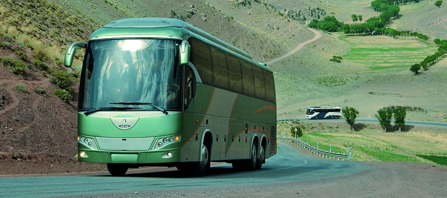 سیستم حمل و نقل عمومی ایران | اتوبوس رانی