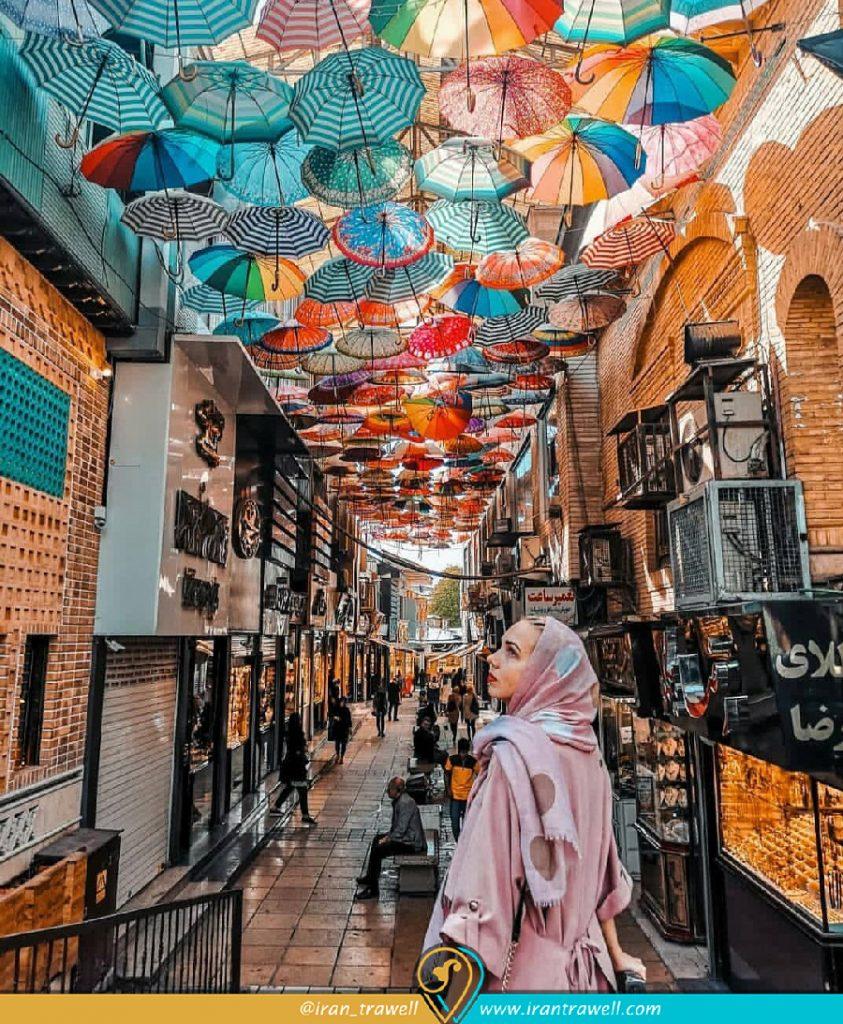 بازار زرگرهای شیراز