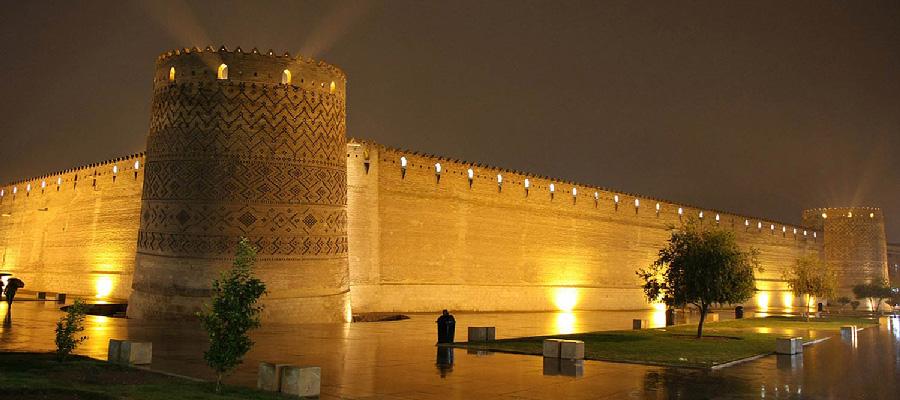 ارگ کریم خان زند در شیراز