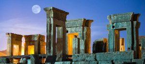 تخت جمشید نماد ایران باستان