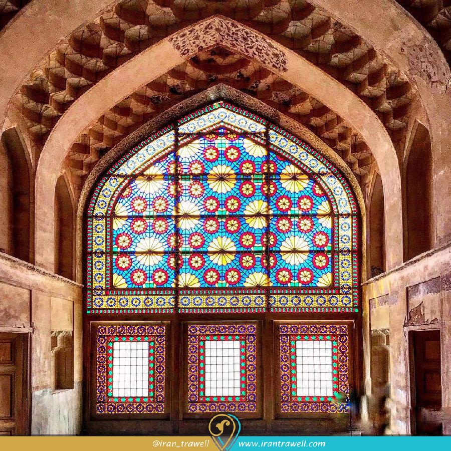 عمارت دیوان خانه شیراز