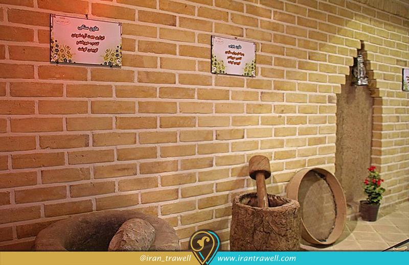 بخش آب موزهی نان مشهد