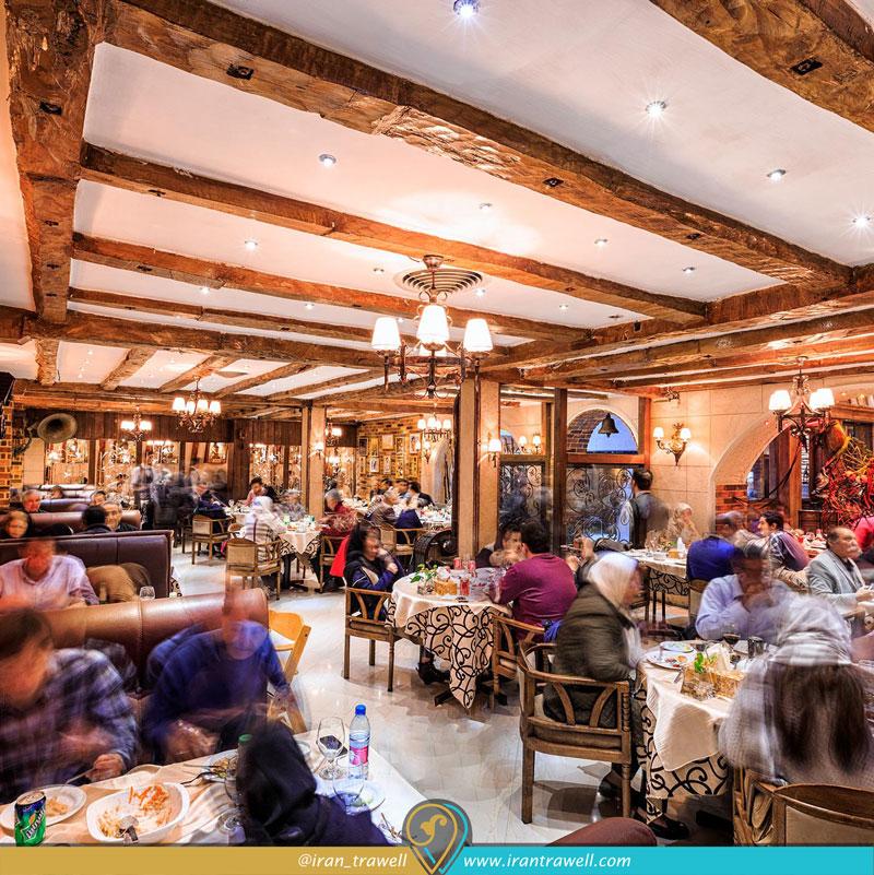 رستوران نایب
