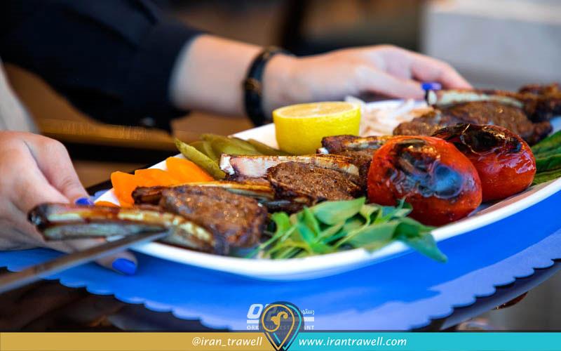رستوران های معروف تهران: رستوران ارکیده