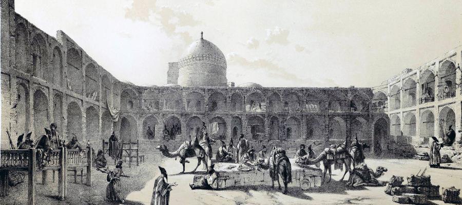 قصهی شهر قزوین | نگاهی گذرا به تاریخ شهر قزوین