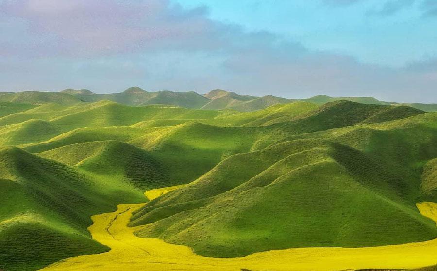 دشت های هزار دره