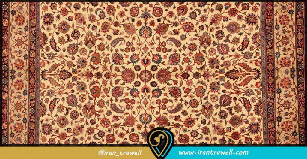 تاریخ فرش جهان   فرش مشهد
