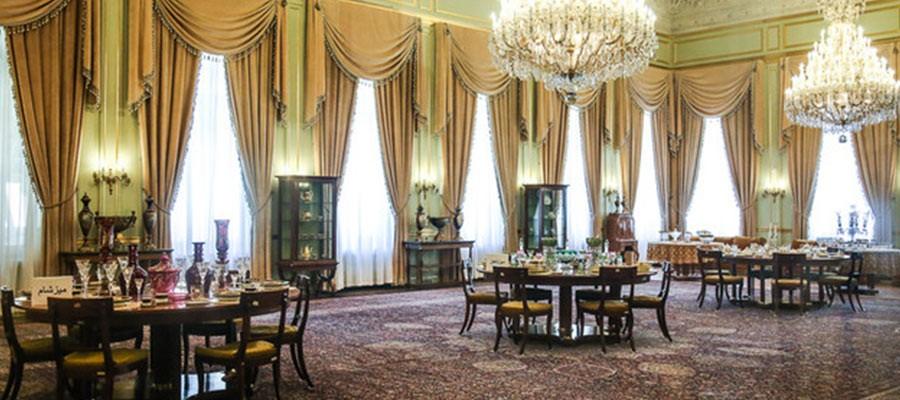 موزه ظروف سلطنتی