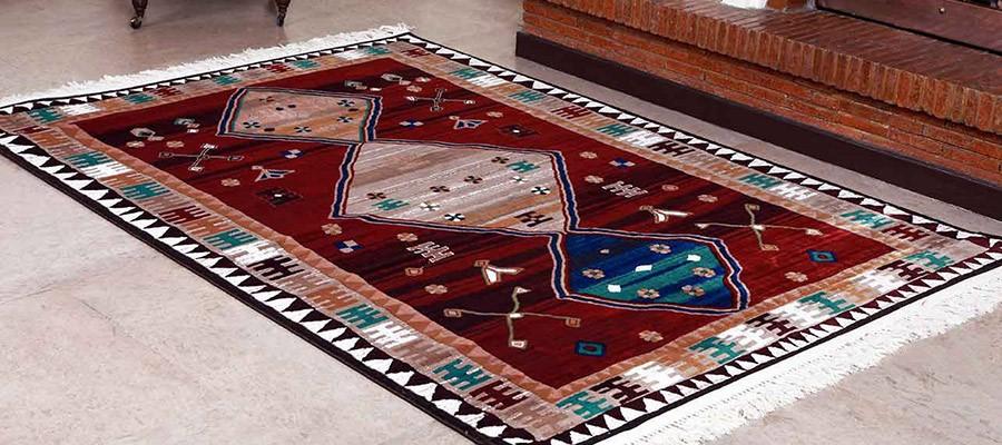 خرید گلیم فرش ایرانی