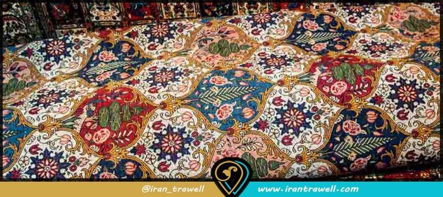 انواع گره در فرش ایرانی