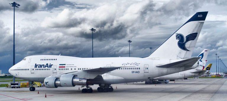 هواپیماهای ایران