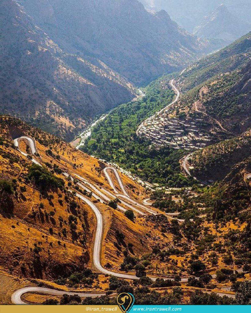 اورامان در استان کردستان