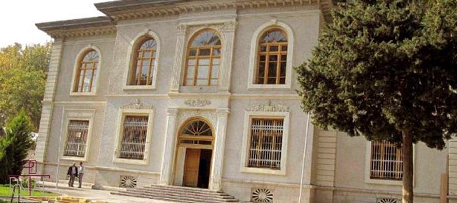 کاخ موزه سفید ، مروارید درخشان مجموعهی سعدآباد