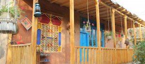اقامتگاه روستایی قلعه الموت