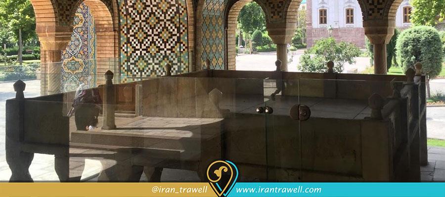 خلوت کریمخانی کاخ گلستان در تهران