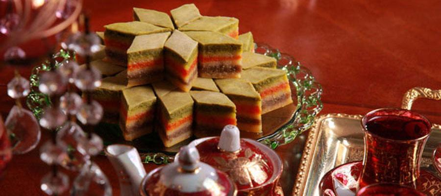 شیرینی های معروف قزوین