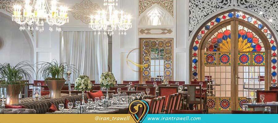 تالار موزه کاخ گلستان | تالار اصلی کاخ گلستان