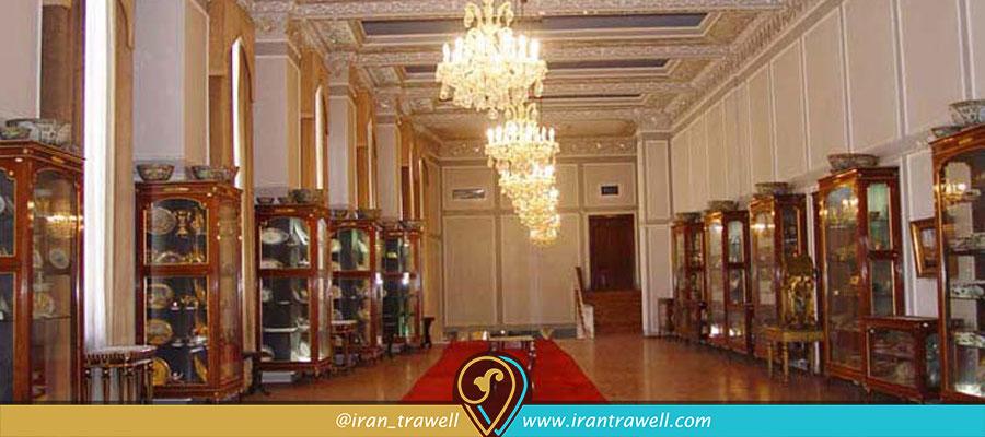 تالار الماس در کاخ گلستان تهران