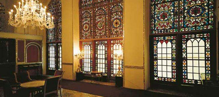 تالار الماس کاخ گلستان تهران