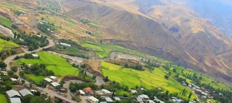 اقامتگاه روستایی دهکده زیبا قزوین ؛ مکانی دنج در دل طبیعت