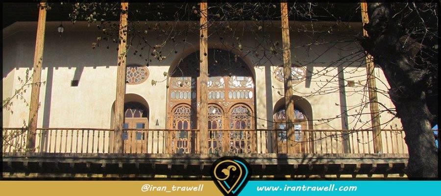 دولت خانه صفوی قزوین و ساعات بازدید