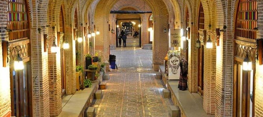 مراکز خرید قزوین
