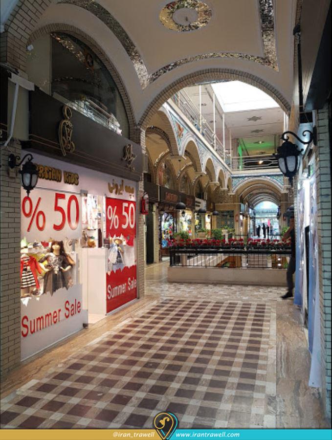بازار قسطنطنیه مشهد