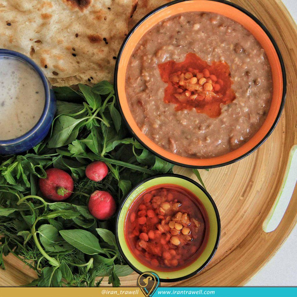 غذاهای معروف مشهد