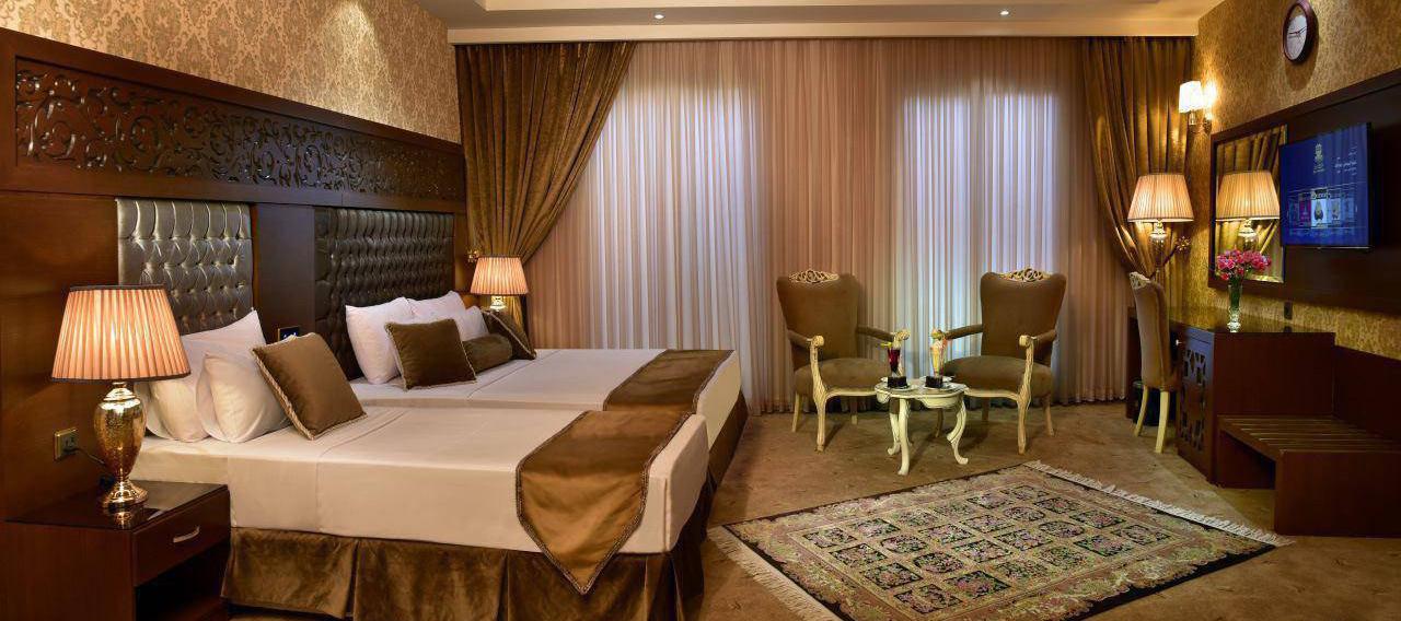 بهترین هتلهای مشهد