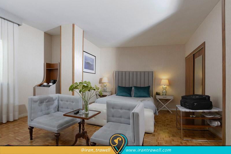 هتل های قیمت مناسب تهران : هتل فردوسی