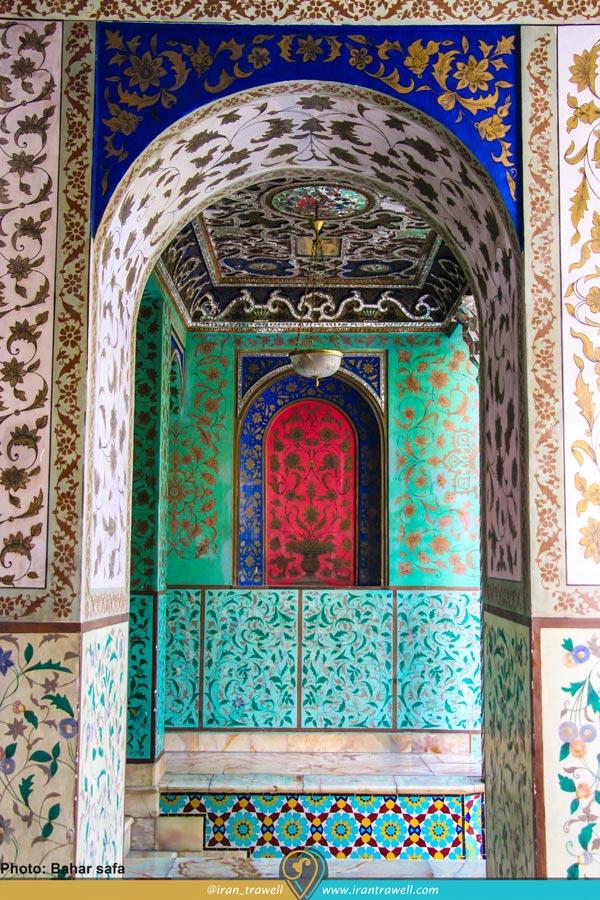 جاهای دیدنی تهران | کاخ گلستان