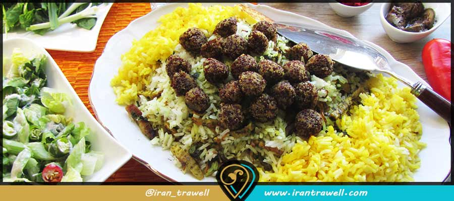غذاهای معروف شیراز