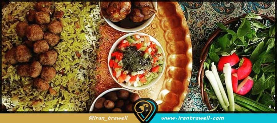 غذاهای معروف شیراز | معرفی 13 غذای مشهور و لذیذ شیرازی