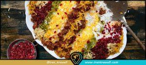 معرفی غذاهای معروف قزوین