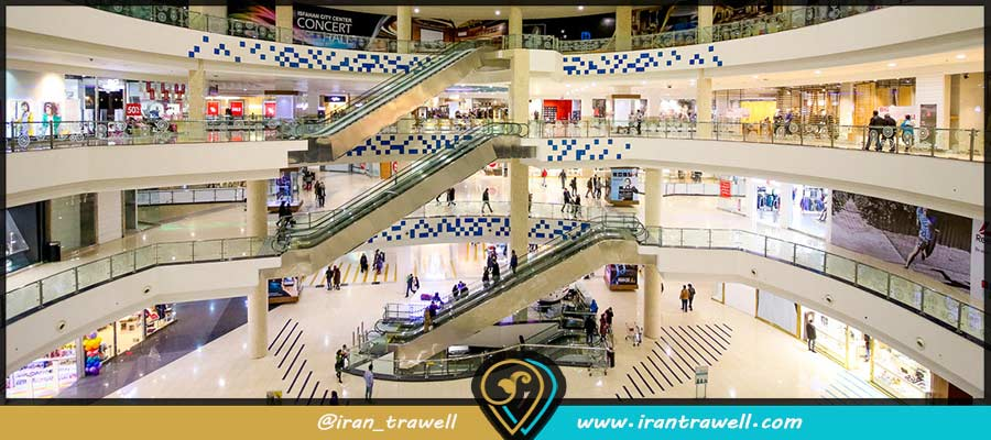 آدرس مراکز خرید اصفهان