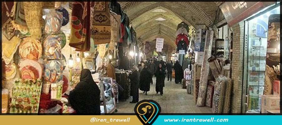 مراکز خرید یزد | معرفی بازارهای قدیمی و مدرن شهر یزد