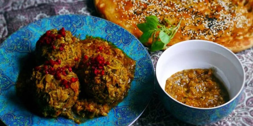 غذاهای معروف یزد